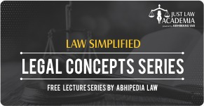 """""""Law Simplified - Legal Concepts series"""""""