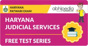 """""""Judicial Services Free Test Series"""""""