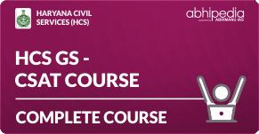 """""""HCS GS+CSAT (Prelim)  ( Live Course)"""""""