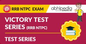 """Victory Test Series (RRB NTPC)"""