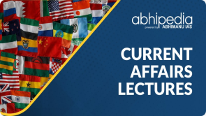 """""""Target IAS 2020-22 - Current Affairs  Lectures"""""""